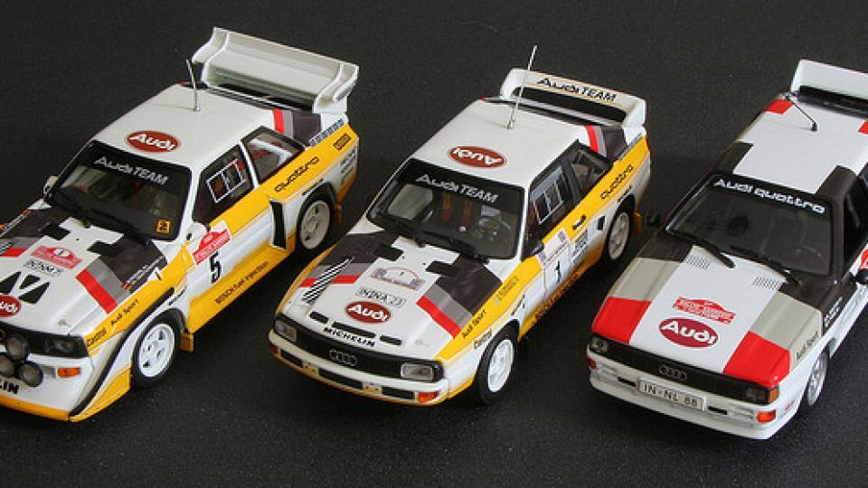 Audi Quattro Rally Cars Quattro Owners Club